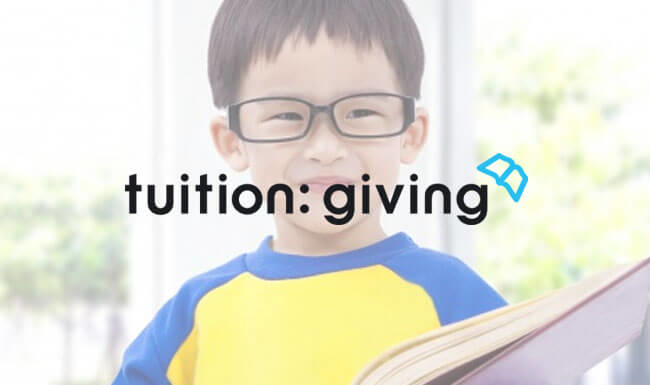 tuition: giving