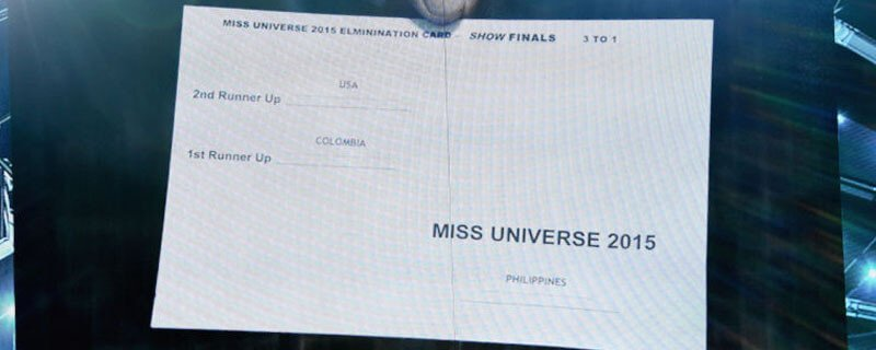 bad scorecard design to blame for steve harvey's awkward miss ... - Bad Design 2015