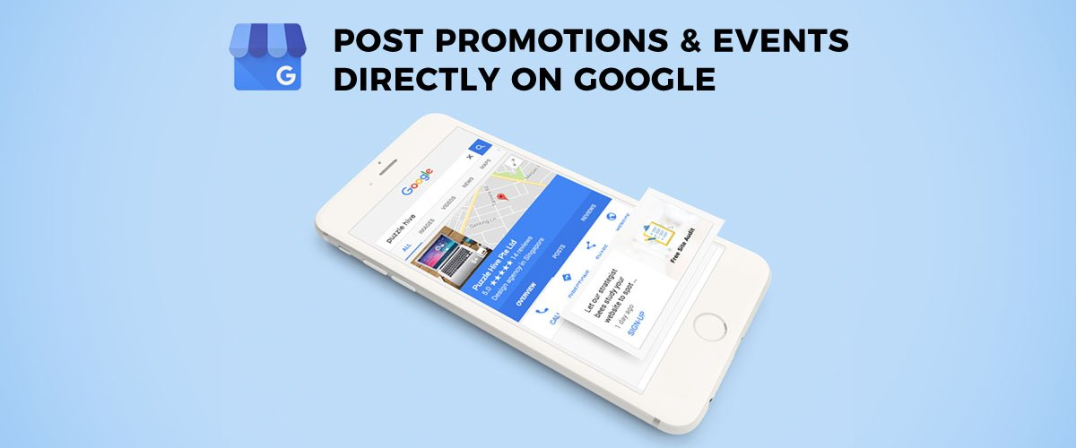 How To Post Promotions & Events Directly On Google